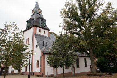 WiesbadenErbenheim, Ev. Pauluskirche Sven Trommer